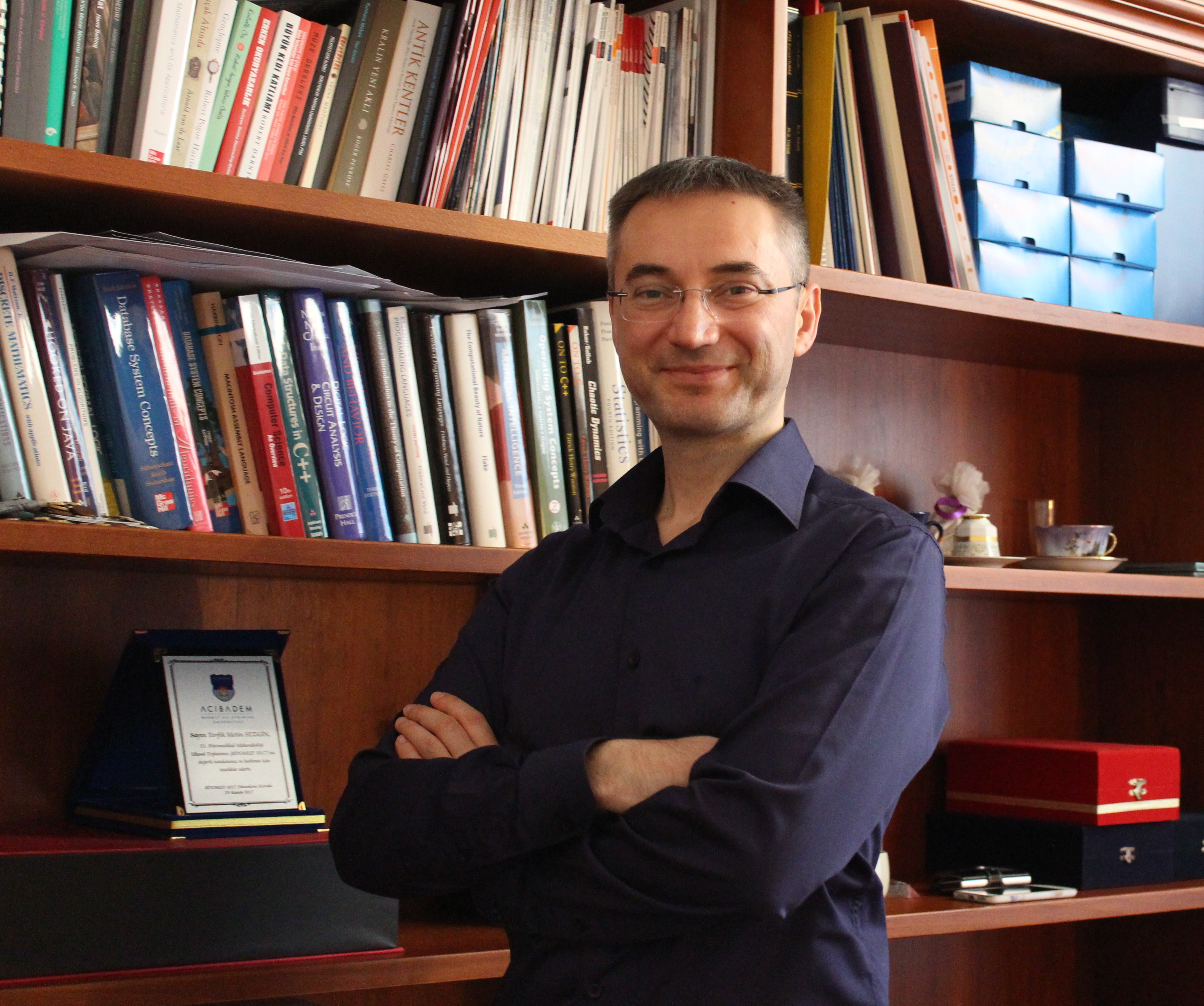 T. Metin Sezgin - Koç Üniversitesi - Bilgisayar Mühendisliği