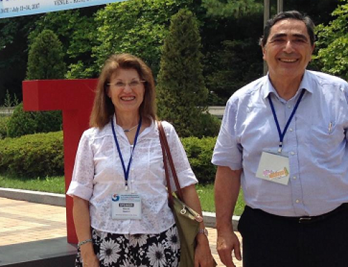 Vasıf Hasırcı ve Nesrin Hasırcı'ya Avrupa Biyomalzeme Derneği Onursal Üyeliği