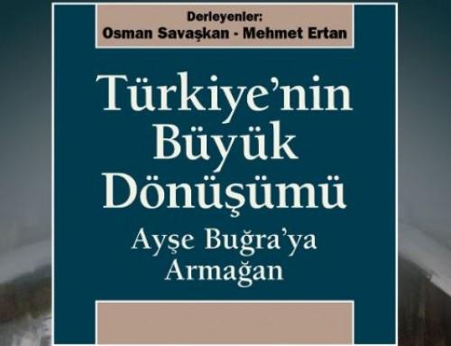 Türkiye'nin Büyük Dönüşümü: Ayşe Buğra'ya Armağan