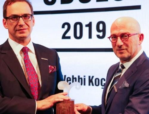 Bilim Akademisi Üyesi Mehmet Toner'e Vehbi Koç Ödülü