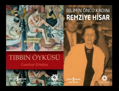 İş Bankası Kültür Yayınları Bilim Akademisi Serisi