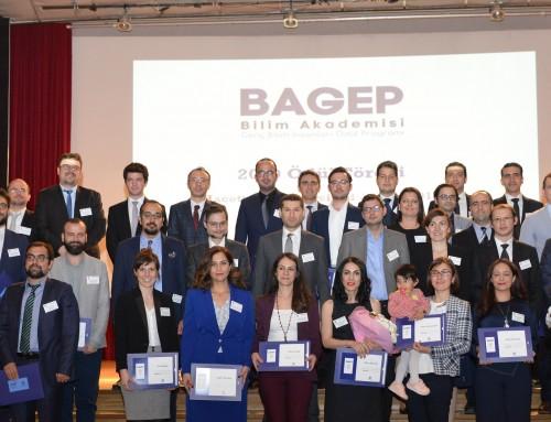 BAGEP 2019 Ödül Töreni ( 26 Nisan, Hacettepe Üniversitesi)