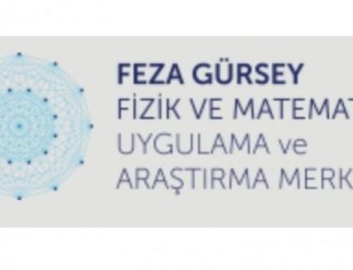 Bilim Akademisi – Boğaziçi Üniversitesi Feza Gürsey Yaz Okulları 2019