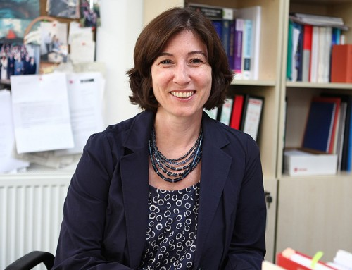 Yeşim Atamer'e Hamburg Üniversitesi Fahri Hukuk Doktoru Ünvanı Verildi