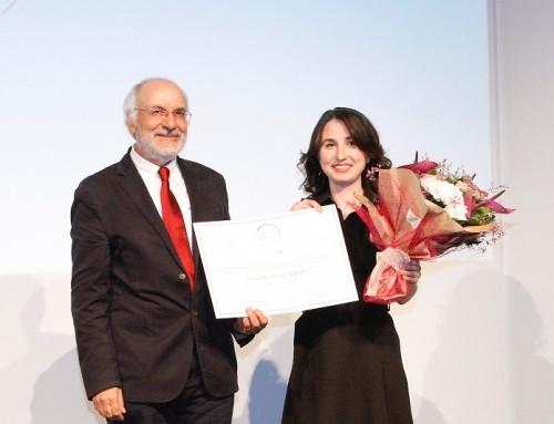 BAGEP 2019 Ödül Sahibi Serap Erkek'e 2019 UNESCO-L'Oréal Bursu