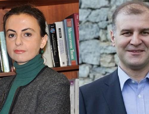 BAGEP Ödül Sahipleri Seda Ertaç ve Abdurrahman Atçıl'a 2019 ERC Consolidator Grant Ödülü
