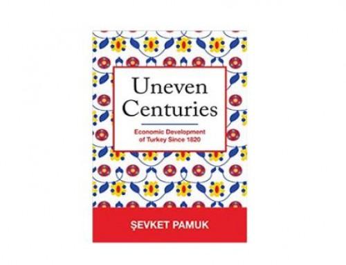 "Şevket Pamuk'un ""Uneven Centuries"" Kitabına Ödül"
