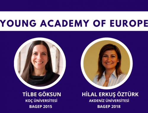 Tilbe Göksun ve Hilal Erkuş Öztürk Young Academy of Europe üyeliğine seçildi