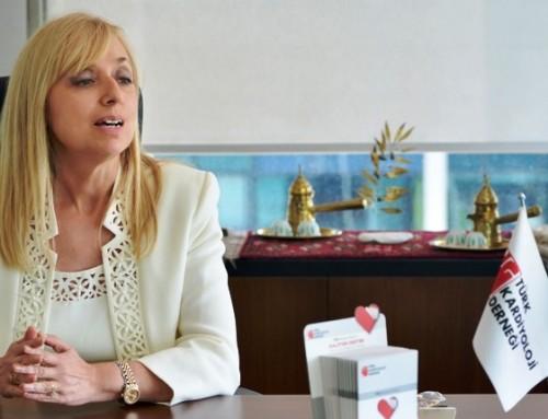 Lale Tokgözoğlu'na Metrodora Ödülü