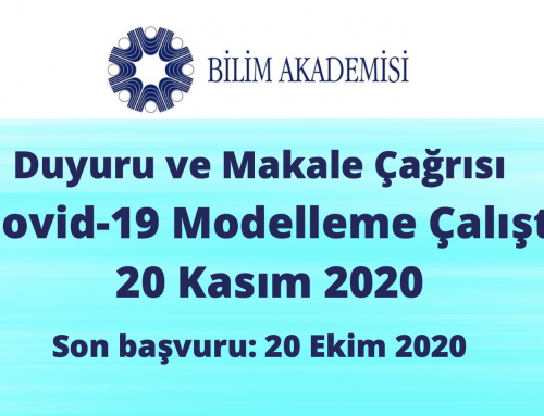 II. COVID-19 Modelleme Çalıştayı, 20 Kasım 2020